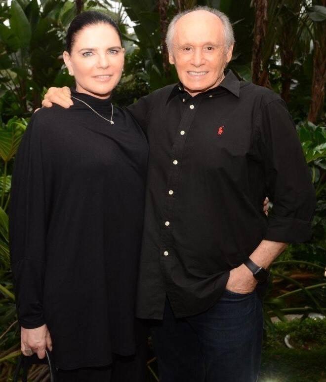 Edna e Flávio Teruszkin  /Foto: Marco Rodrigues