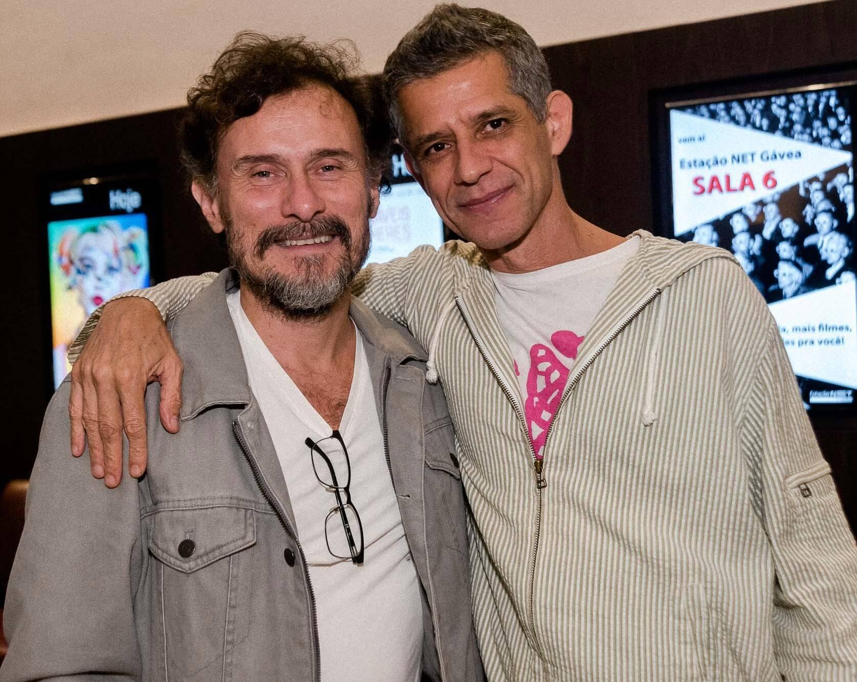 Henrique Diaz e Cabelo /Foto: Renato Wrobel