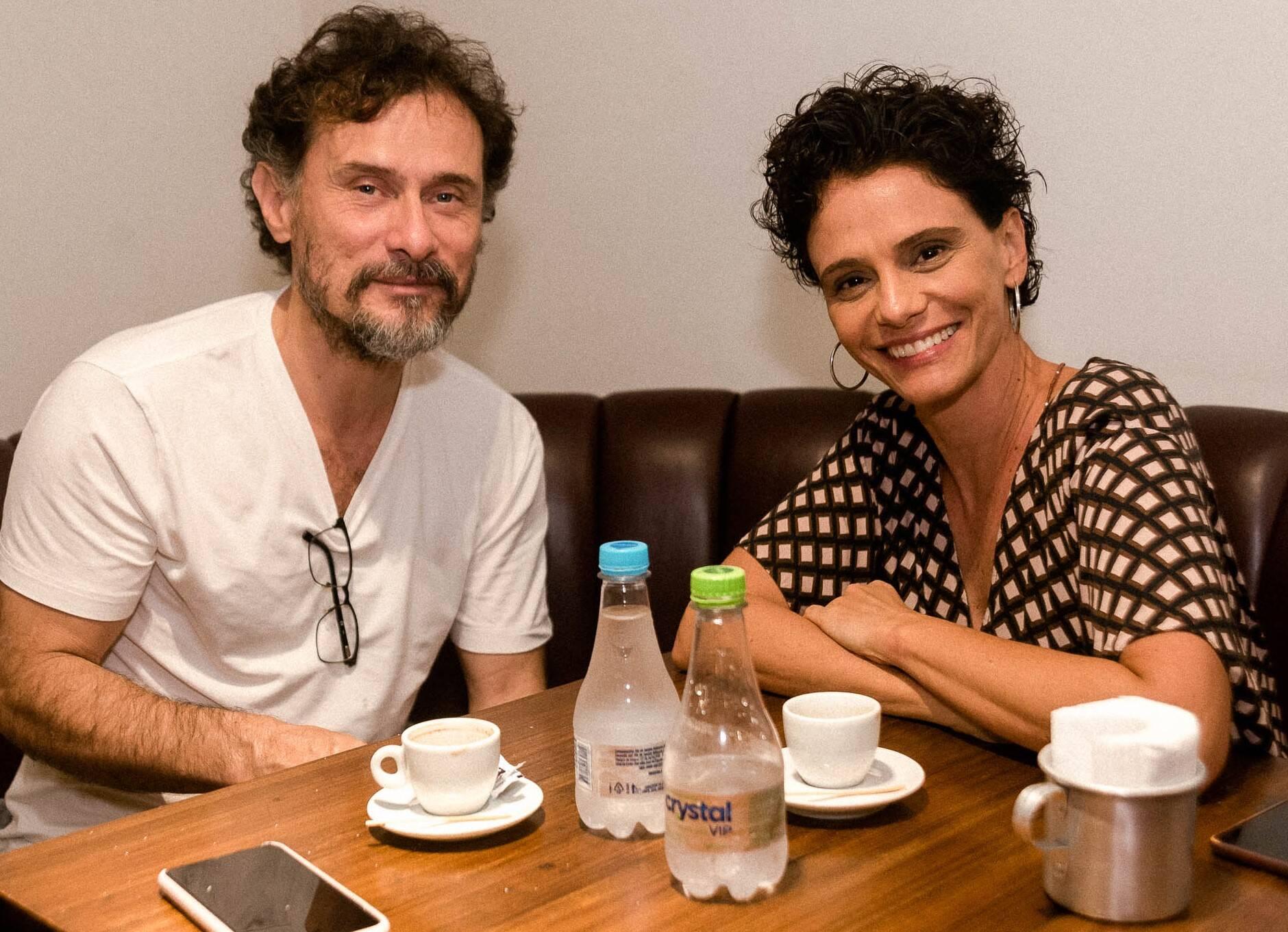 Henrique Diaz e Malu Galli /Foto: Renato Wrobel