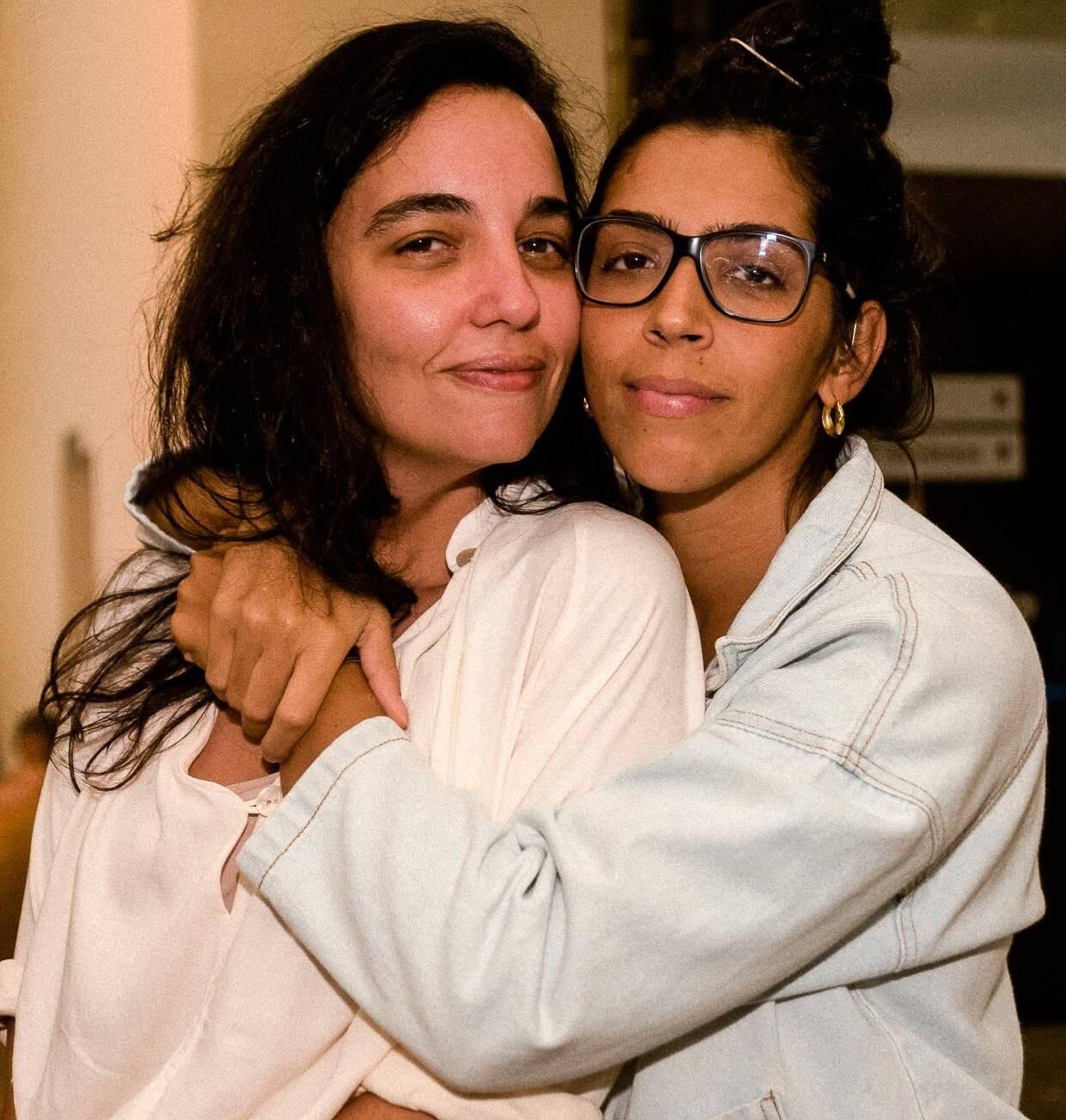 Rita Wainer e Benedita  Casé Zerbini  /Foto: Renato Wrobel
