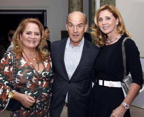 Renata Fraga, Paulo Fraga e Katia Spolavori