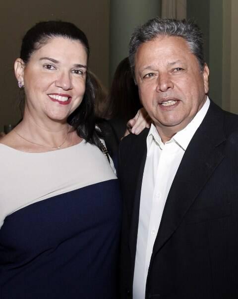Joana e Aluizito Teixeira