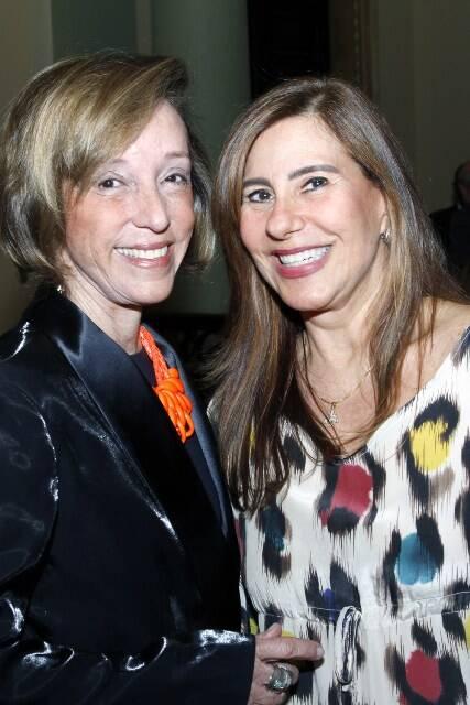 Celina Faria e Alice Tamborindeguy