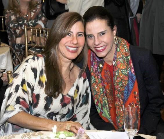 Alice e Narcisa Tamborindeguy