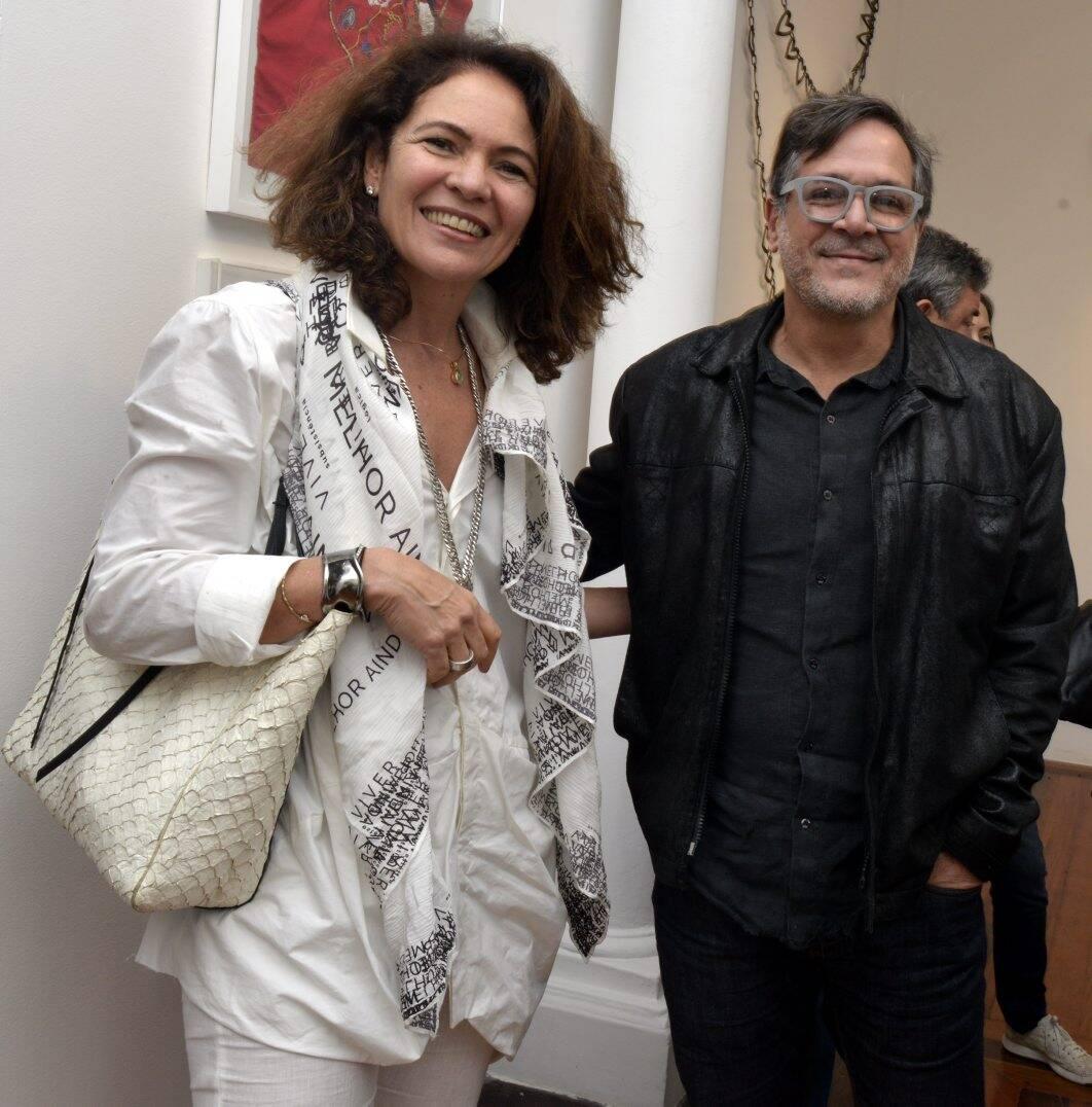 Roberta Damasceno e Paco Lucas  / Foto: Cristina Granato
