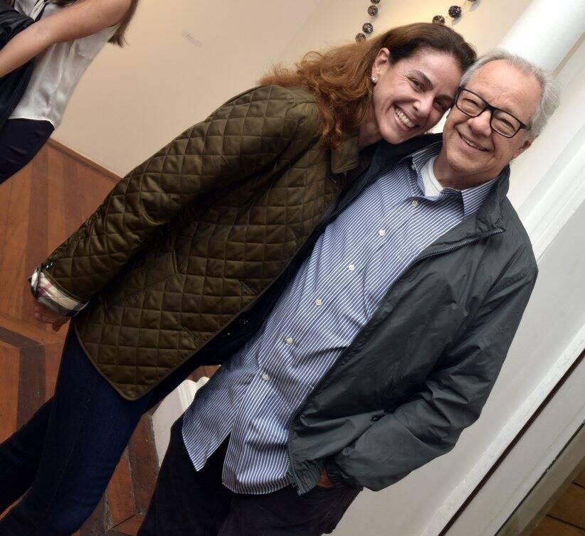 Roberta e João Alfredo Viegas / Foto: Cristina Granato