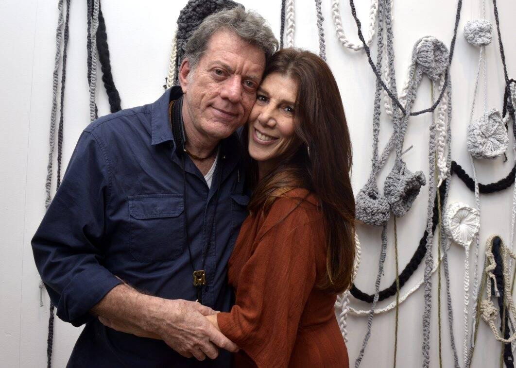 Léo e Flavia  Gandelman / Foto: Cristina Granato