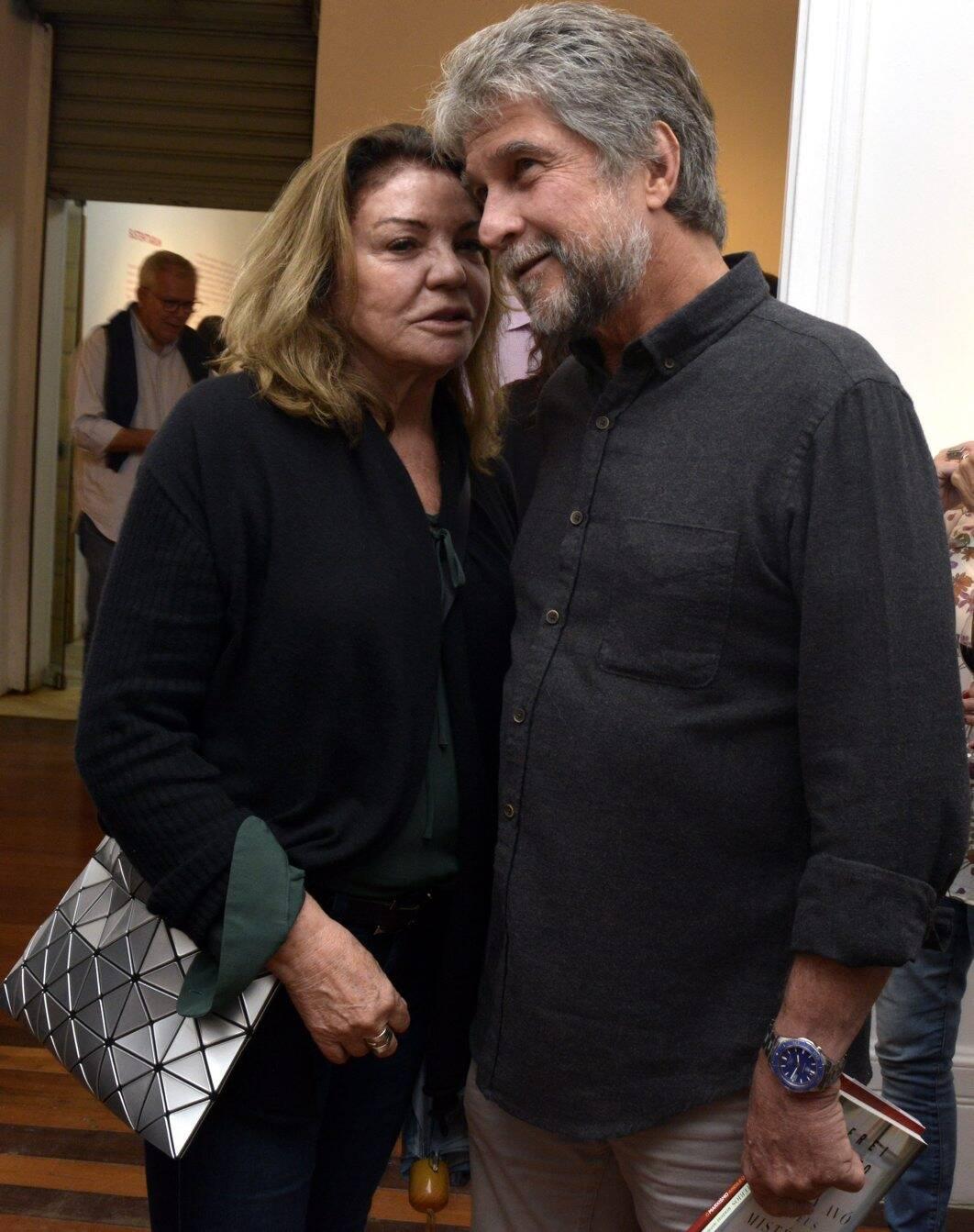Silvinha Martins e João Orleans e Bragança / Foto: Cristina Granato