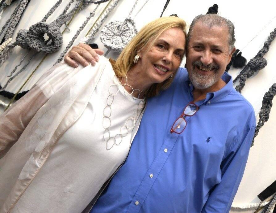Beverly e Mauro Marcondes / Foto: Cristina Granato