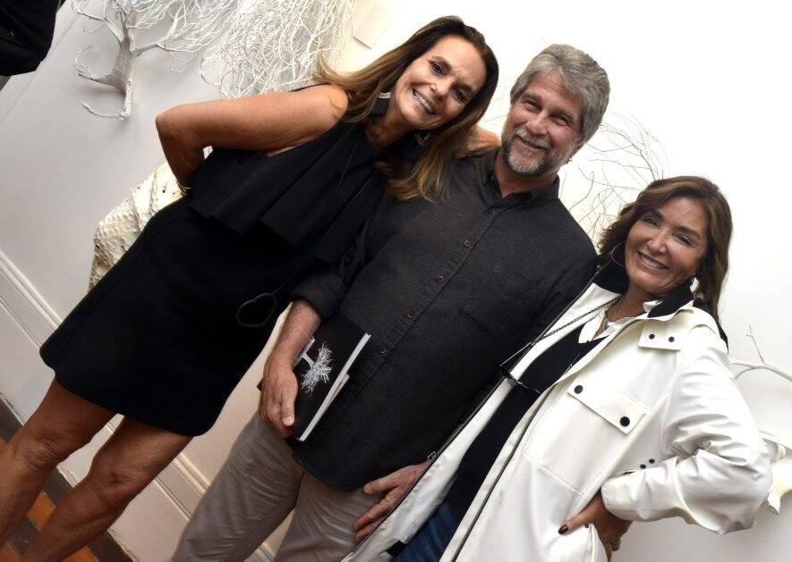 Patricia secco , João Orleans e Bragança e Lucia Guanabara / Foto: Cristina Granato