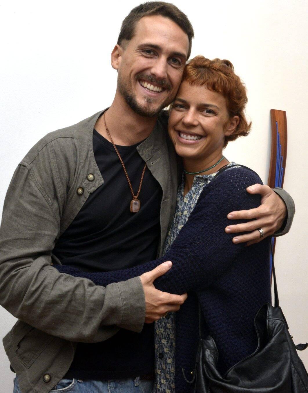 Igor Angelkorte e Sofia Maria / Foto: Cristina Granato