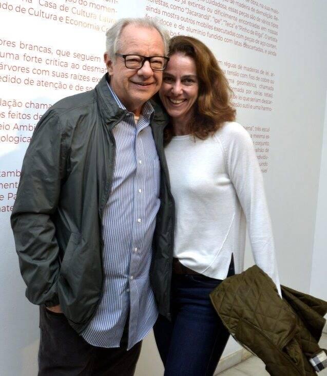 João Alfredo e Roberta Viegas / Foto: Cristina Granato