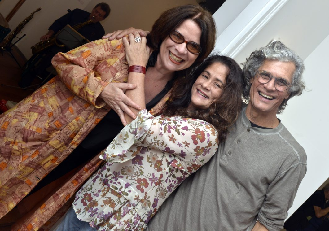 Solange Casotti , Christiana Fontes  e Ricardo Hachiya  / Foto: Cristina Granato