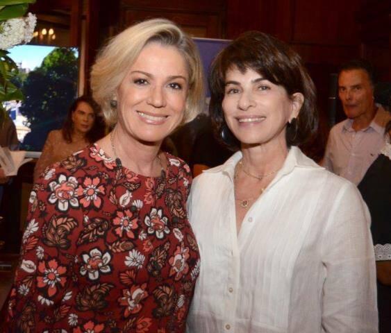 Márcia Peltier e Patrícia Peltier de Queiroz