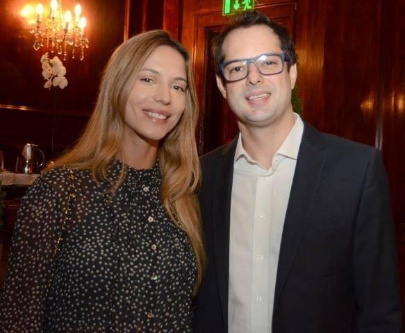 Yasmin e Leonardo Wischermann