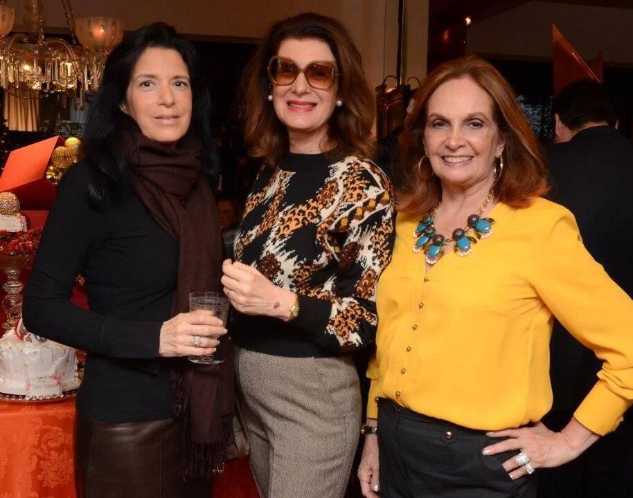 Paula Cleophas, Fernanda Basto e Sueli Stambowsky /Foto: Marco Rodrigues