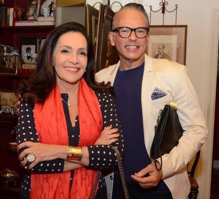 Liliana Rodriguez e Heckel Verri /Foto: Marco Rodrigues