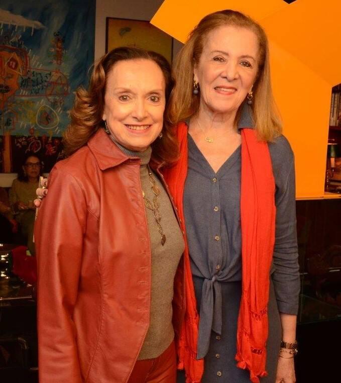 Nora Esteves e Beth Crisostomo /Foto: Marco Rodrigues