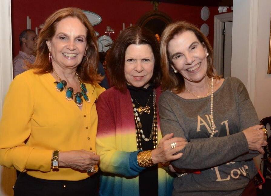 Sueli Stambowsky, Vanda Klabin e Henriqueta Gomes /Foto: Marco Rodrigues