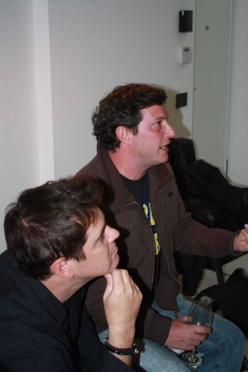 Fábio e Fulvio Morozini