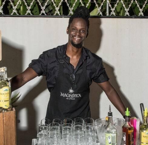 O barman Jamaica