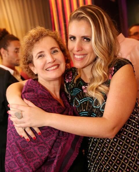 Dra. Graça Tavares e Bruna Barros