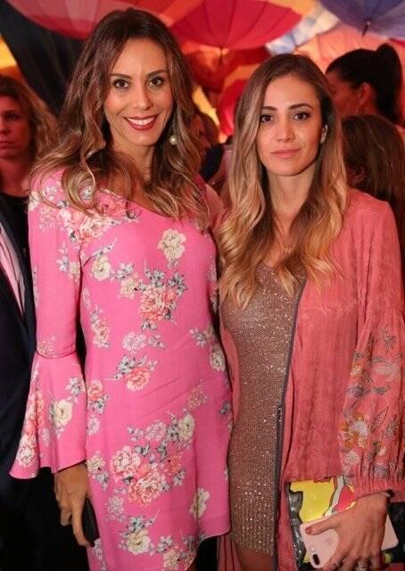 Karina Nunes e Tatá Cabral