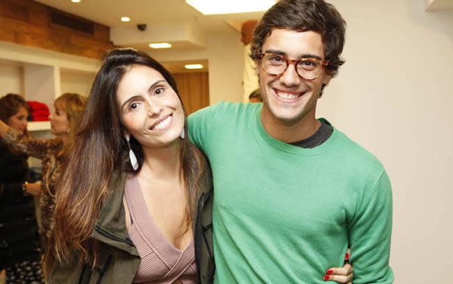 Ana Ferraz e Rodrigo Peirão