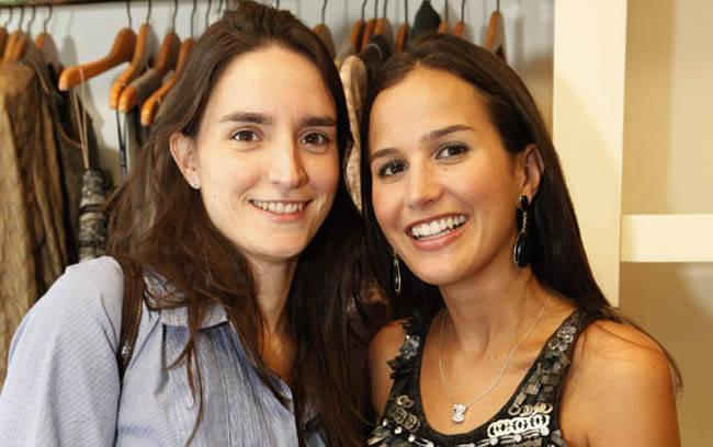 Cristiana Rocha e Joana Nolasco