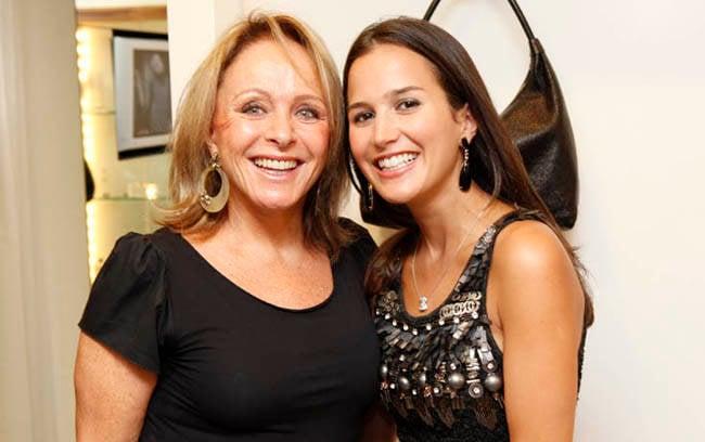 Graça de Oliveira Santos e Joana Nolasco