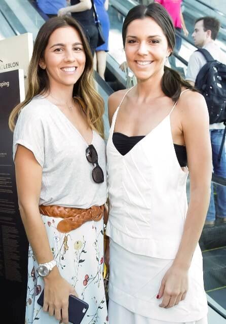 Camila Ferreira Leite e Rafaella Cardoso