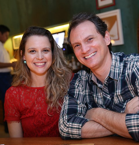 Eveline Duarte e Gianpietro Bosco