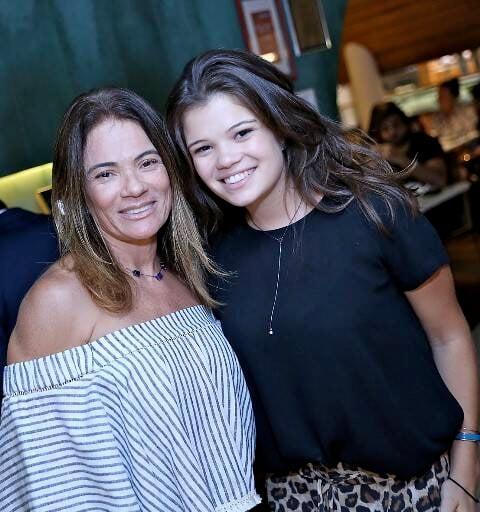 Priscila Costa e Maria Júlia Coelho