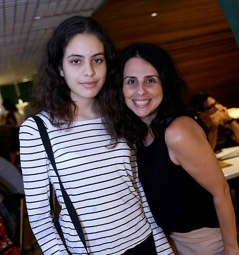 Francesca e Helen Ponposelli