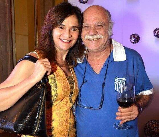 Rejane Guerra e Tonico Pereira