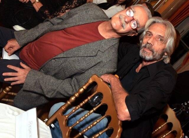 Luiz Carlos Lacerda e Pedro Aguinaga