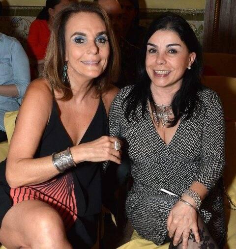 Patricia Secco e Connie Lopes