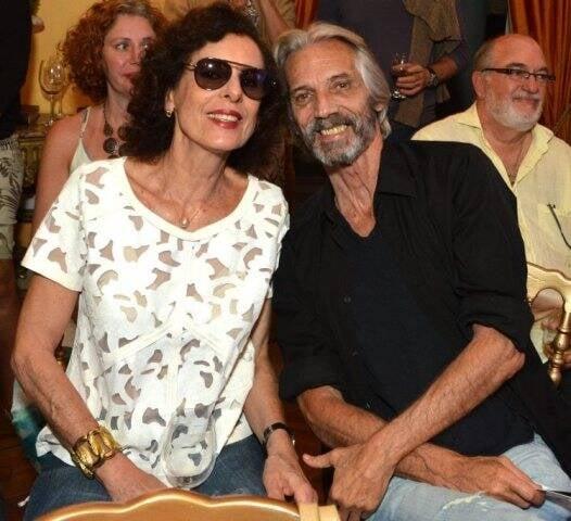 Fernanda Bruni e Pedrinho Aguinaga