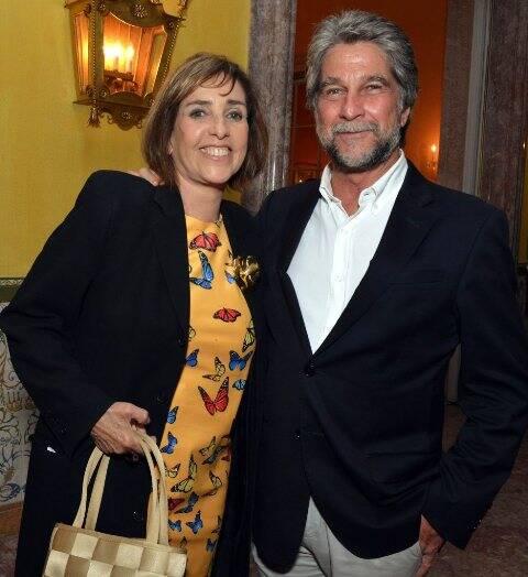 Vera Bocayuva e João de Orleans e Bragança