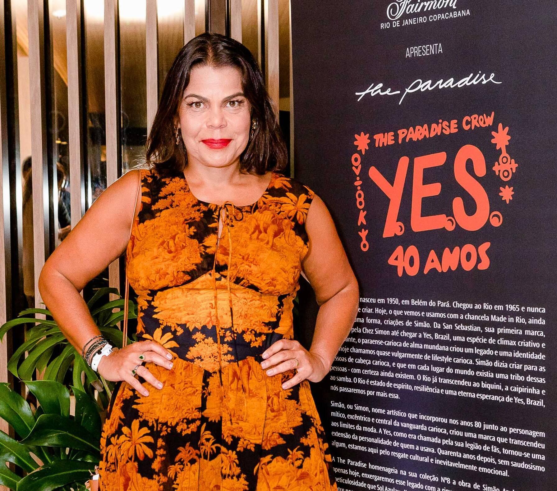Daniela Falcão /Foto: Bruno Ryfer