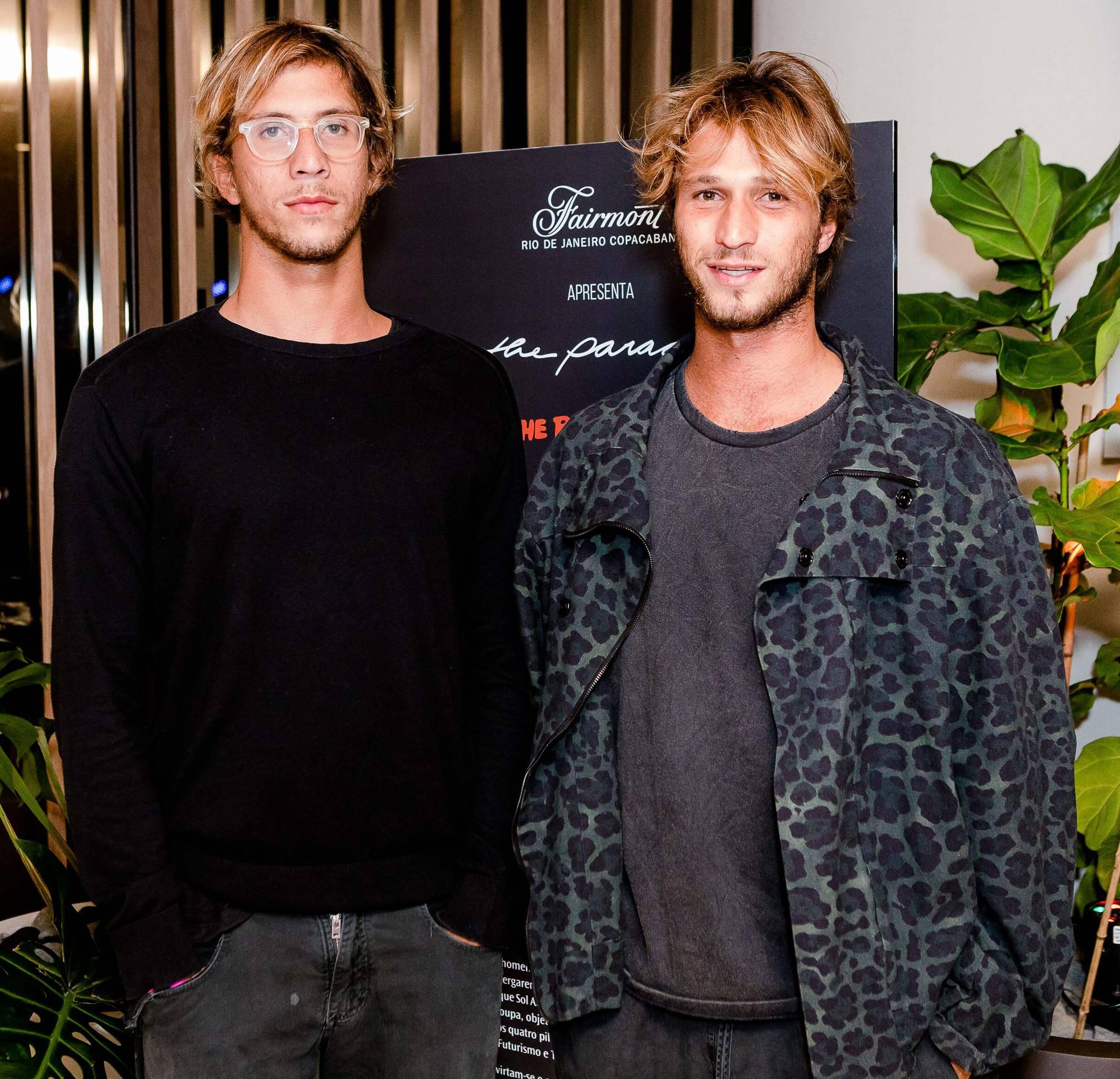 Felipe e Thomas Metsavaht /Foto: Bruno Ryfer
