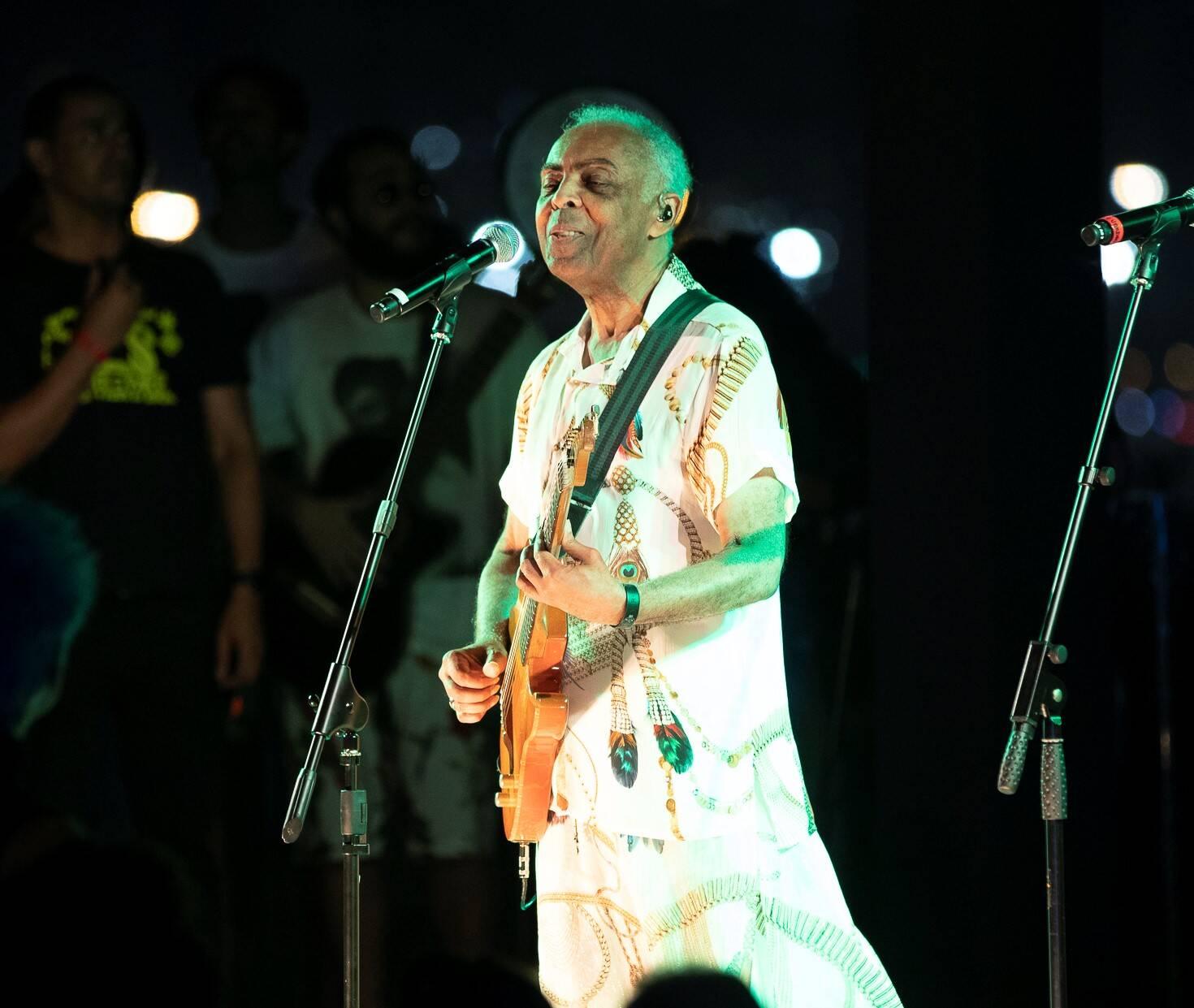 Gilberto Gil /Foto: Felipe Panfili
