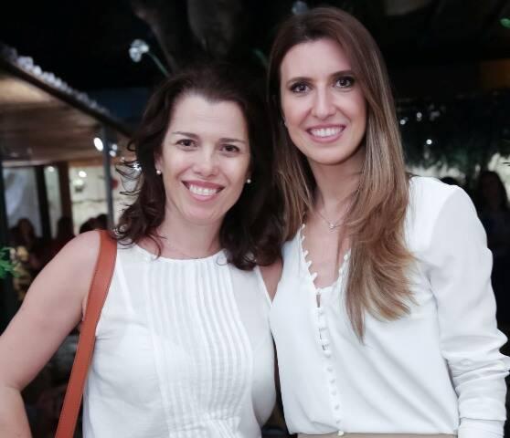 Carla Baroncini e Constance Zahn