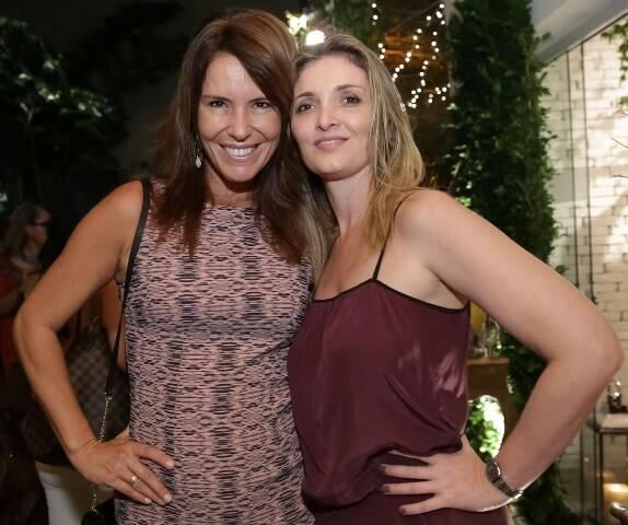 Carla Belora e Bianca Damaren