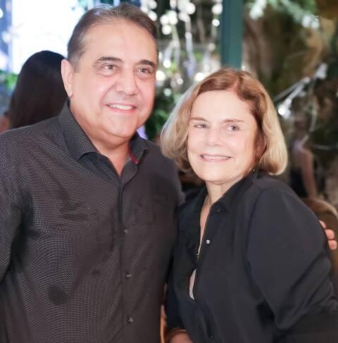 Eduardo Guinle e Helena Gastal
