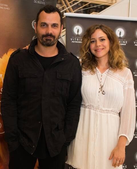 Alê Youssef e Leandra Leal