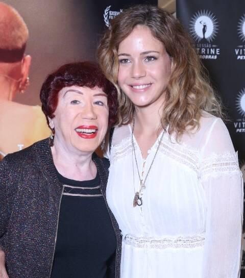 Berta Loran e Leandra Leal