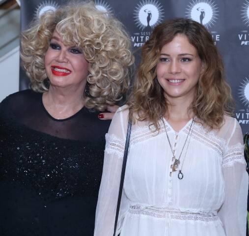 Jane Di Castro e Leandra Leal