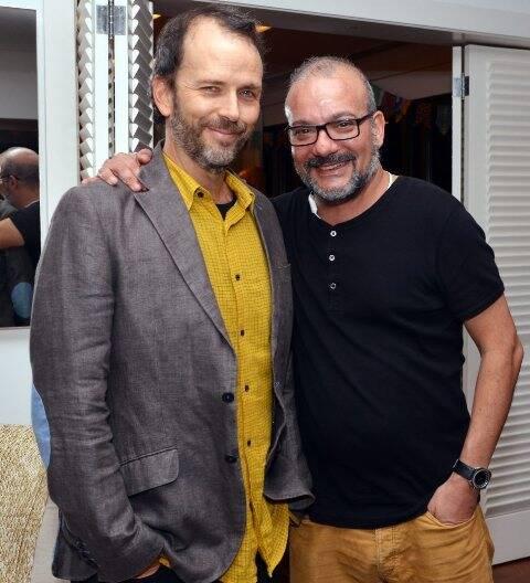 Lula Buarque e Léo Monteiro Barros