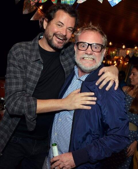 Miguel Pinto Guimarães e Raul Mourão